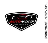 auto car logo | Shutterstock .eps vector #784099534