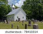 Historic Wooden Church Cades...