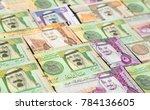 collection of saudi arabia... | Shutterstock . vector #784136605