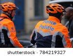 brussels  belgium   december 9  ...   Shutterstock . vector #784219327