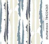 seamless grunge stripes.... | Shutterstock .eps vector #784224265