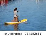 ogunquit  maine  usa august 10  ...   Shutterstock . vector #784252651