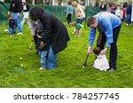 washington dc usa   april 13 ... | Shutterstock . vector #784257745