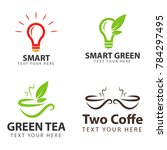 logo set vector template design | Shutterstock .eps vector #784297495
