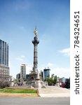 mexico city   march 2017 ... | Shutterstock . vector #784324651