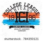 sports t shirt graphic   Shutterstock .eps vector #784350121