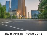 urban construction and building ... | Shutterstock . vector #784353391