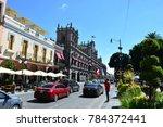 puebla  mexico   oct 26th  2017 ... | Shutterstock . vector #784372441