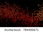 dark green  red vector red... | Shutterstock .eps vector #784400671