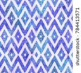 diamond texture repeat modern...   Shutterstock . vector #784413571