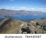 ben lomond peak  queenstown new ... | Shutterstock . vector #784430587