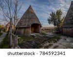 caorle   italy   december 30 ... | Shutterstock . vector #784592341