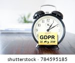 gdpr general data protection... | Shutterstock . vector #784595185