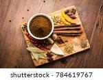 Indian Garam Masala Powder In...