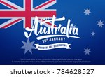Australia Day. Banner For...
