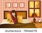 a vector illustration of a... | Shutterstock .eps vector #78466078