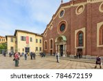 milan  italy   october 29  2017 ... | Shutterstock . vector #784672159