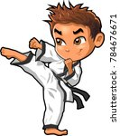 Karate Martial Arts Tae Kwon D...