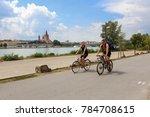 vienna  austria   july 9  2017. ... | Shutterstock . vector #784708615
