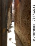 Small photo of narrow alley in Venice