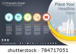 business infographics template  ...   Shutterstock .eps vector #784717051