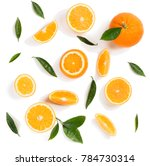 background made of orange... | Shutterstock . vector #784730314