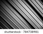 Metalic Corrugate Surface