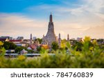 Wat Arun Is One Famous - Fine Art prints