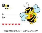 Bee Mine   Valentine's Day Car...