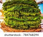 vegetables market in india | Shutterstock . vector #784768294