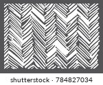 watercolor geometry abstraction ... | Shutterstock . vector #784827034