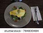 food is all around | Shutterstock . vector #784830484