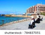 Marsalforn  Gozo  Malta   Apri...