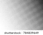 halftone background. fade... | Shutterstock .eps vector #784839649
