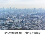 tokyo  japan   november 14 ... | Shutterstock . vector #784874089