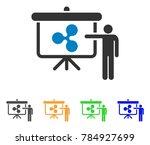 ripple public report icon.... | Shutterstock .eps vector #784927699