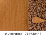 cereal bran sticks | Shutterstock . vector #784930447