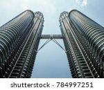 malaysia kuala lumpur | Shutterstock . vector #784997251