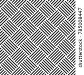 vector seamless pattern of... | Shutterstock .eps vector #785008447