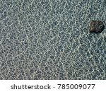 aerial view of rocks on the sea.... | Shutterstock . vector #785009077