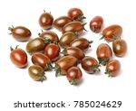 tomato on white background | Shutterstock . vector #785024629