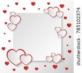 San Valentine Invitation Card...