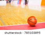 basketball game venue   Shutterstock . vector #785103895