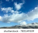 bulgarian mountains in winter | Shutterstock . vector #785149339
