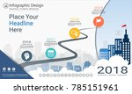 business infographics template  ... | Shutterstock .eps vector #785151961