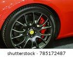 car mag wheel.magnesium alloy... | Shutterstock . vector #785172487