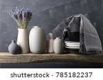 home decor   neutral colored... | Shutterstock . vector #785182237