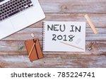German Text Neu In 2018  New I...
