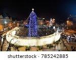 kyiv  ukraine   december 28 ... | Shutterstock . vector #785242885