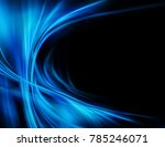 abstract blue background ... | Shutterstock . vector #785246071